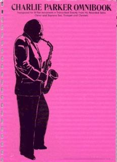 Charlie Parker Omnibook Bb (Pink Version).pdf