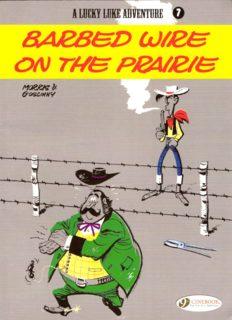 A Lucky Luke Adventure : Barbed Wire on the Prairie (Lucky Luke)