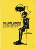 Cultural Genocide in the Black and African Studies Curriculum by Yossef Ben Jochannan