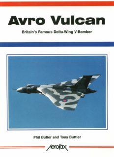 Avro Vulcan: Britain's Famous Delta-wing V-bomber