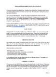 Sunshine State Health Plan! Sunshine State - Sunshine Health
