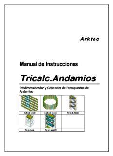 Andamio Circular