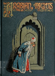 The Arabian nights (1907) Illustrated by Walter Paget