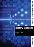 Battery Management Systems, Volume 1: Battery Modeling Battery Modeling