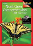 Nonfiction Comprehension Test Practice: Time for Kids Grade 6 W Answer Key