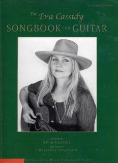 The Eva Cassidy Songbook for Guitar: Guitar Tablature Vocal