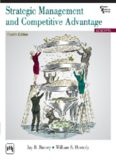 Strategic Management and Competitive Advantage: Concepts