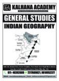kalhana academy indian geography