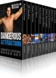 Dangerous Attraction Romantic Suspense Boxed Set (9 Novels from Bestselling Authors, plus Bonus Christmas Novella from NY Times Bestselling Author Rebecca York)