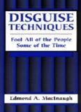 Disguise Techniques By A Edmond MacInaugh - Paladin Press.pdf