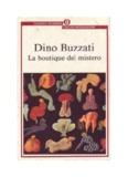 Dino Buzzati - La boutique del mistero _1_ - parole leggere