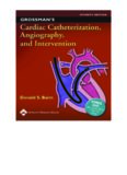 Grossman's Cardiac Catheterization, Angiography, and Intervention, 7th Edition