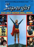 Supergirl Cut-Out Paper Doll Book