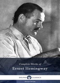 Delphi Complete Works of Ernest Hemingway