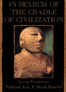 In search of the cradle of civilization : new light on ancient India
