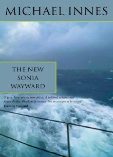 The New Sonia Wayward (The Case of Sonia Wayward)
