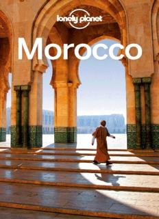 Morocco: Sleeping & Eating