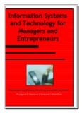 Information Systems and Technology for Managers and Entrepreneurs