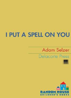 I Put a Spell on You- From the Files of Chrissie Woodward, Spelling Bee Detective