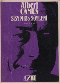 Sisyphos Söyleni - Albert Camus