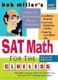 Bob Miller's Sat Math For The Clueless