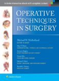 Operative Techniques in Surgery