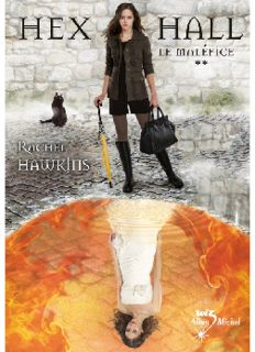 Hawkins, Rachel - Hex Hall