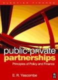 Public–Private Partnerships