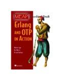 M. Logan, E. Merritt, R. Carlsson. Erlang OTP i..
