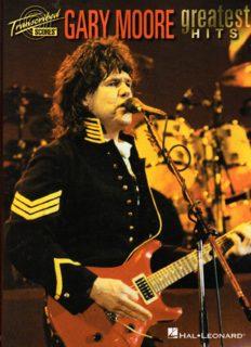 Gary Moore - Greatest Hits - Full Band Score