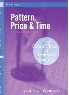 Pattern, Price and Time: Using Gann Theory in Technical Analysis (Wiley Trading)