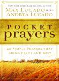 max lucado's pocket prayer