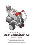 LEGO® MINDSTORMS® EV3 - Robotics Academy