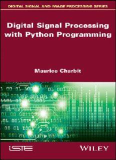 Digital Signal Processing with Python Programming