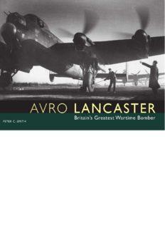 Avro Lancaster: Britain's Greatest Wartime Bomber