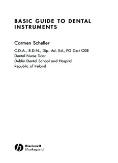 BASIC GUIDE TO DENTAL INSTRUMENTS - free dental and