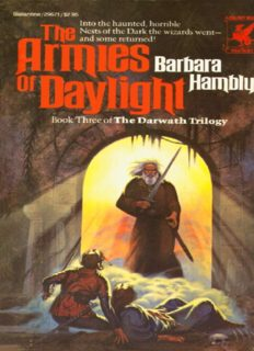 Barbara Hambly - [Darwath 03] - The Armies of Daylight (BD) (v1.0) (lit)