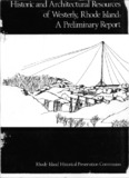 Historic and Architectural Resources of Westerly, Rhode Island: A
