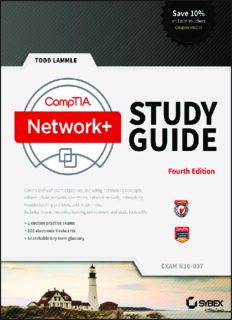 CompTIA Network+ Study Guide: Exam N10-007