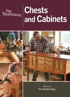 Chests and Cabinets - Fine Woodworking