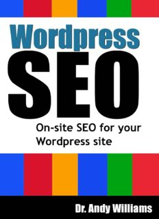 Wordpress SEO: On-Page SEO for your Wordpress Site