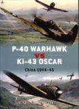 P-40 Warhawk vs Ki-43 Oscar (Osprey Duel)