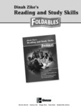 Dinah Zike's Reading and Study Skills Foldables