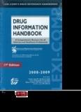 Drug Information Handbook, 17th Edition