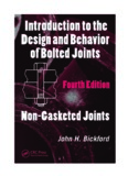 Design Behaviour of Bolted Joints