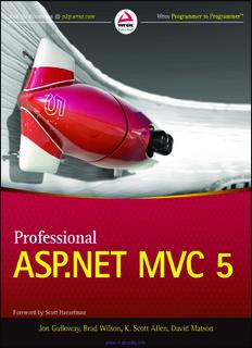 Professional ASP.NET MVC 5 - Universitas Syiah Kuala