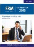 FRM Part I Book 2: Quantitative analysis (2015 SchweserNotes)