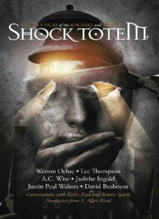 Shock Totem 4- Curious Tales of the Macabre and Twisted