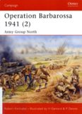 Operation Barbarossa 1941 (2): Army Group North - Osprey - [Campaign 148]