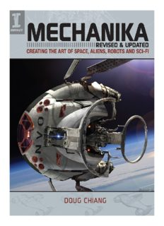 Mechanika, Revised and Updated: Creating the Art of Space, Aliens, Robots and Sci-Fi